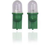 Grön Glassockellampor 10mm