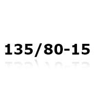 Snökedjor till 135/80-15