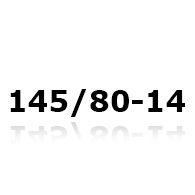 Snökedjor till 145/80-14