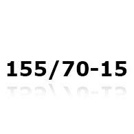 Snökedjor till 155/70-15