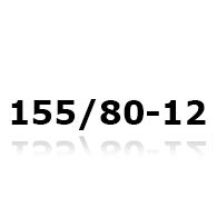 Snökedjor till 155/80-12