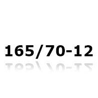 Snökedjor till 165/70-12