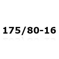 Snökedjor till 175/80-16