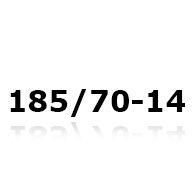 Snökedjor till 185/70-14