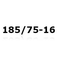 Snökedjor till 185/75-16