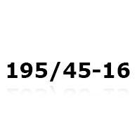 Snökedjor till 195/45-16