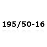 Snökedjor till 195/50-16