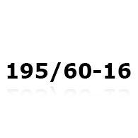 Snökedjor till 195/60-16