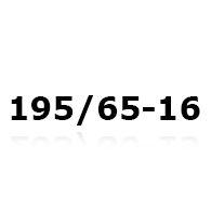 Snökedjor till 195/65-16