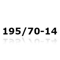 Snökedjor till 195/70-14