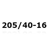 Snökedjor till 205/40-16