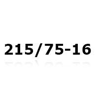 Snökedjor till 215/75-16