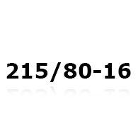 Snökedjor till 215/80-16