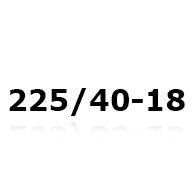 Snökedjor till 225/40-18