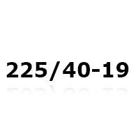 Snökedjor till 225/40-19