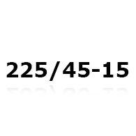Snökedjor till 225/45-15
