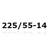 Snökedjor till 225/55-14