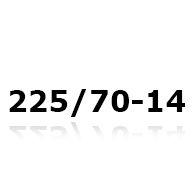 Snökedjor till 225/70-14