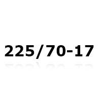 Snökedjor till 225/70-17