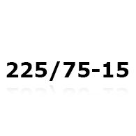 Snökedjor till 225/75-15