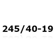 Snökedjor till 245/40-19