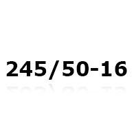Snökedjor till 245/50-16
