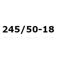 Snökedjor till 245/50-18