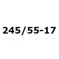 Snökedjor till 245/55-17
