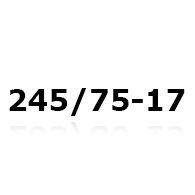 Snökedjor till 245/75-17