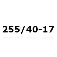 Snökedjor till 255/40-17