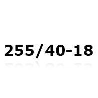 Snökedjor till 255/40-18