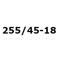 Snökedjor till 255/45-18