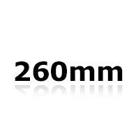Vindrutetorkare 26cm