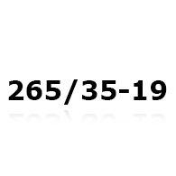Snökedjor till 265/35-19