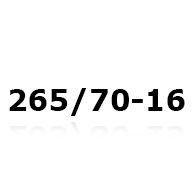 Snökedjor till 265/70-16