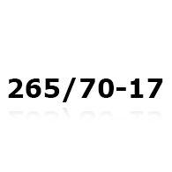 Snökedjor till 265/70-17