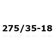Snökedjor till 275/35-18