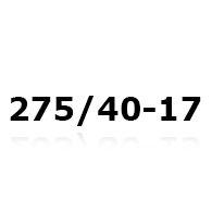 Snökedjor till 275/40-17