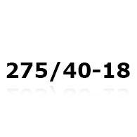 Snökedjor till 275/40-18