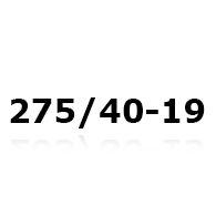 Snökedjor till 275/40-19