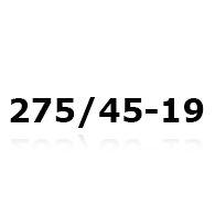 Snökedjor till 275/45-19