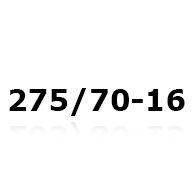 Snökedjor till 275/70-16