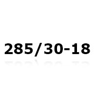 Snökedjor till 285/30-18