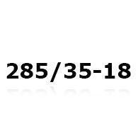Snökedjor till 285/35-18