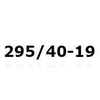 Snökedjor till 295/40-19