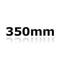 Vindrutetorkare 35cm