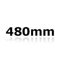 Vindrutetorkare 48cm