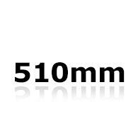 Vindrutetorkare 51cm