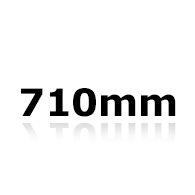 Vindrutetorkare 71cm