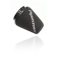 Filter m/Gummihals